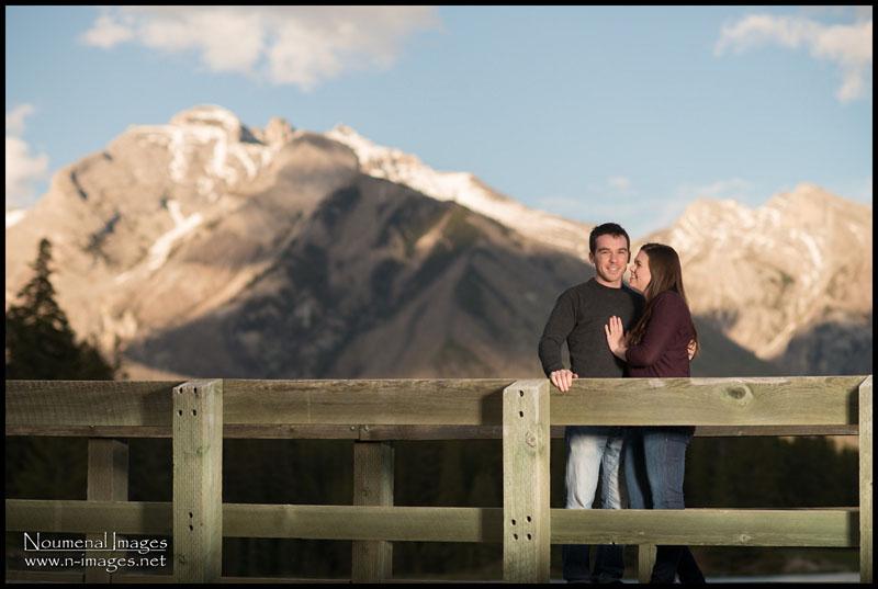 Banff Engagement Session- Noumenal Images