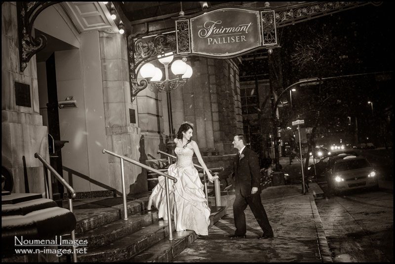 Fairmont Palliser Calgary Wedding
