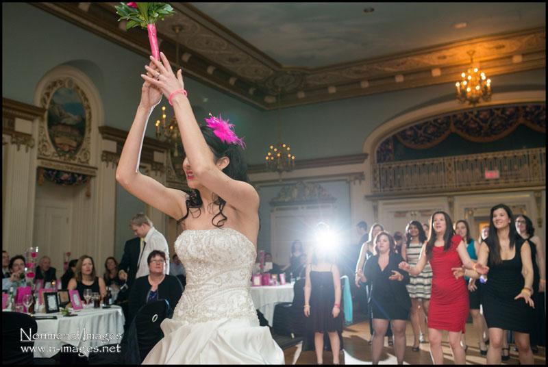 Fairmont Palliser Calgary Wedding